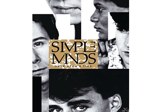 Simple Minds - Once Upon A Time (Pure Audio Blu-Ray) - (Blu-ray Audio)