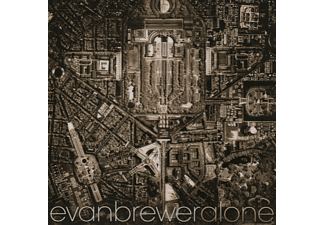 Evan Brewer - Alone - (CD)