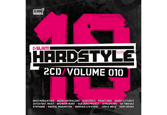 Various - Slam! Hardstyle Vol.10 | CD