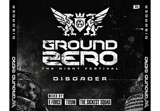 Various - Ground Zero 2015 - Disorder | CD