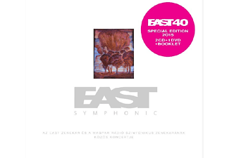 East - Symphonic - Special Edition 2015 (CD + DVD)