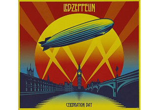 Led Zeppelin - Celebration Day - (CD + DVD Video)