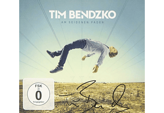 Tim Bendzko - Am Seidenen Faden (Handsignierte Limited Deluxe Edition) [CD + DVD]