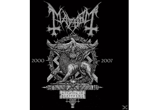 Mayhem - A Season In Blasphemy (3cd Box+Patch) - (CD)