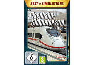 Eisenbahn-Simulator 2016 (Best of Simulations) - PC