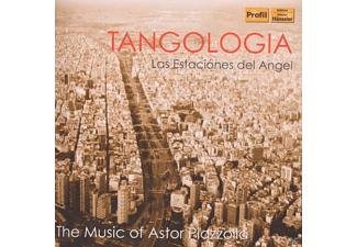 Tangologia - Las Estaciones Del Angel / La Suite Del Angel - (CD)