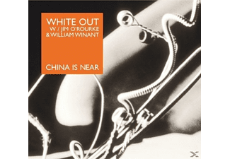 Whiteout, Jim O'rourk, William Winant - China Is Near - (CD)