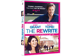 The Rewrite Komedi DVD