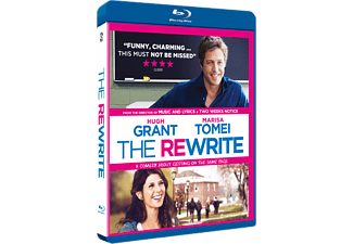 The Rewrite Komedi Blu-ray