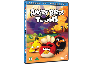Angry Birds Toons S2 Animation / Tecknat DVD