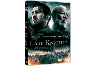 Last Knights Action DVD