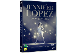Dance Again DVD