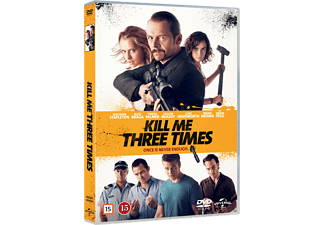 Kill Me Three Times Action DVD