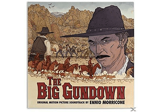 Ennio Morricone, VARIOUS - The Big Gundown (2lp/180g/Remastered/Gatefold) - (Vinyl)