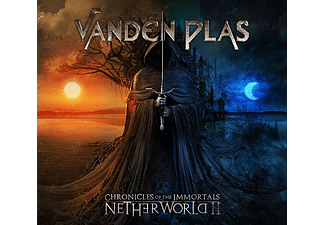Vanden Plas - Chronicles Of The Immortals - Netherworld II (Digipak) (CD)