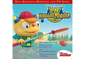 WARNER MUSIC GROUP GERMANY Henry Knuddelmonster-Folge 6