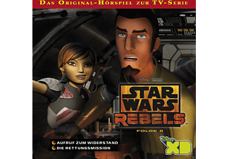 Star Wars Rebels - Star Wars Rebels Folge 6 - (CD)