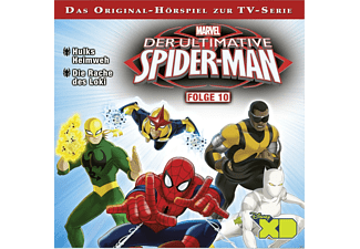 Walt Disney - Ultimate Spiderman Folge 10 - (CD)