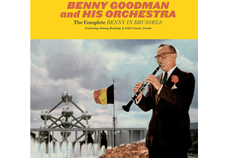 Benny Goodman & His Orchester - Complete Benny In Brussels [CD]