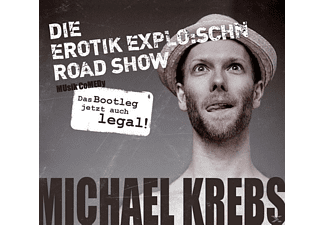 Michael Krebs - Die Erotik Explo:Schn Road Show - (CD)