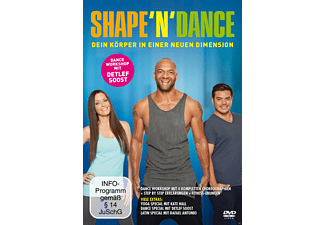 Shape 'n' Dance - (DVD)