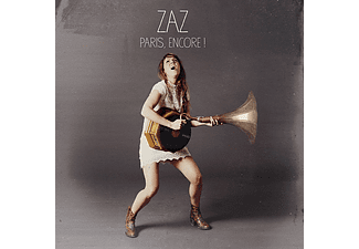 Zaz - Paris, Encore! (Blu-ray)