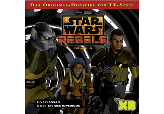 Star Wars Rebels - 003 - Star Wars Rebels - (CD)