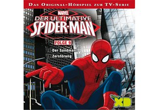 Walt Disney - 009 - Der ultimative Spiderman - (CD)