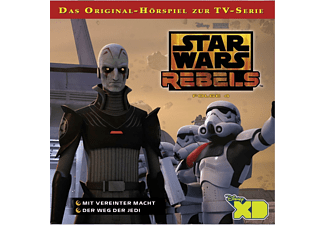 Disney - Star Wars Rebels - 004 - Star Wars Rebels - (CD)