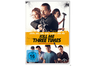 Kill me three Times - (DVD)