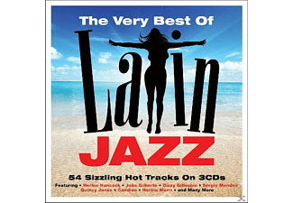 VARIOUS - VERY BEST OF LATIN JAZZ - (CD)