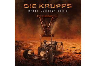Die Krupps - V-Metal Machine Music (Digipak) (CD)