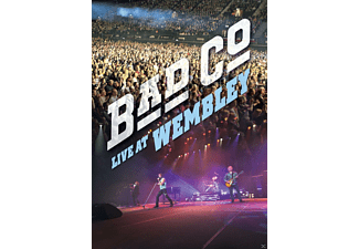 Bad Company - LIVE AT WEMBLEY - (DVD)