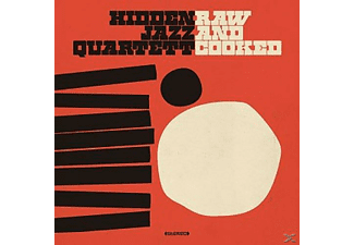 Hidden Jazz Quartett - RAW AND COOKED - (LP + Bonus-CD)