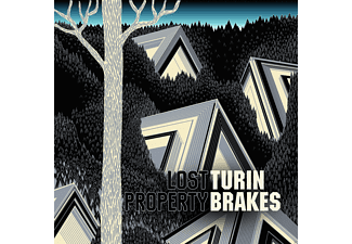 Turin Brakes - LOST PROPERTY (+MP3) - (LP + Download)