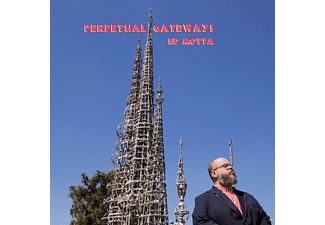 Ed Motta - Perpetual Gateways - (CD)