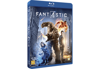 Fantastic Four Action Blu-ray
