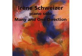 Irene Schweizer - Many And One Direction - (CD)