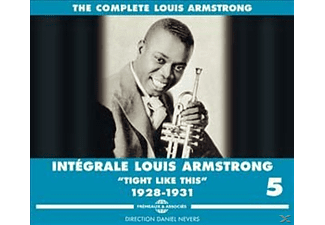 Louis Armstrong - Tight Like This-The Complete Vol.5 1928-1931 - (CD)