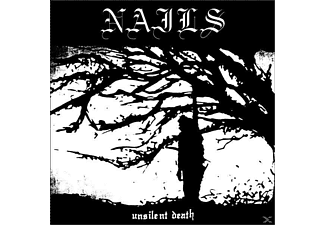 Nails - Unsilent Death - (Vinyl)