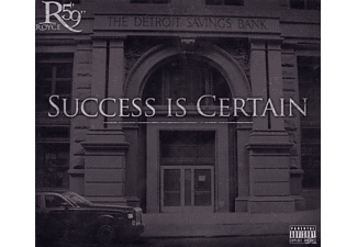 Royce Da 5'9'' - Success Is Certain - (CD)