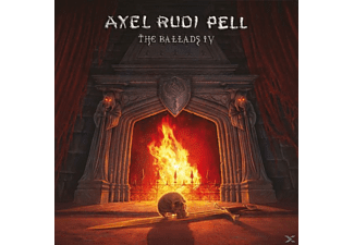 Axel Rudi Pell - THE BALLADS 4 [CD]