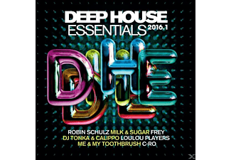 VARIOUS - Deep Vol.1-Tropical & Vocal House Sounds [CD]