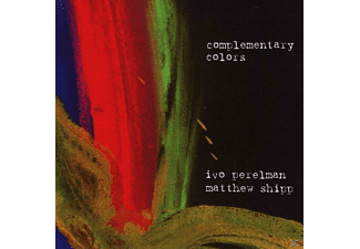 Ivo Perelman, Matthew Shipp - COMPLEMENTARY COLORS [CD]