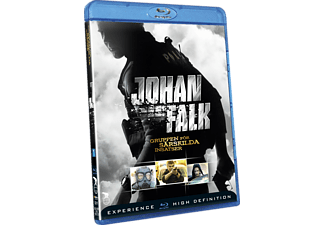 Johan Falk 1 - GSI Action Blu-ray
