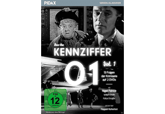 KENNZIFFER 01 (ZERO ONE) - (DVD)