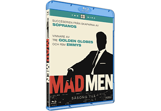 Mad Men S2 Drama Blu-ray