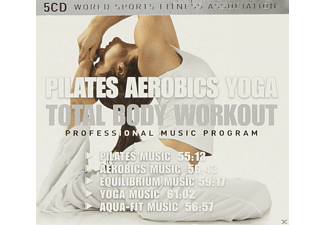 VARIOUS - Total Body Workout 2-Pilates [CD]