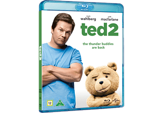 Ted 2 Komedi Blu-ray