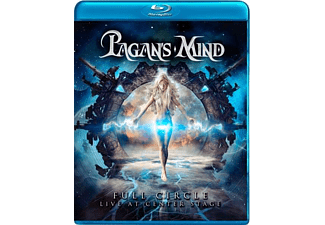 Pagan's Mind - Full Circle - Live at Center Stage (CD + Blu-ray)